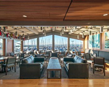 Richmond Yacht Club Design by Mary McGrath Architects