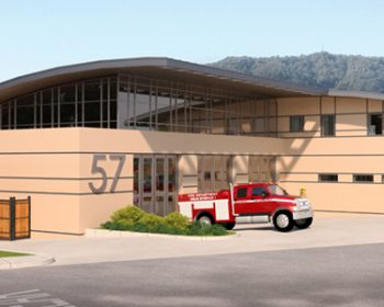 City of San Rafael Fire Station Designed by Mary McGrath Architects