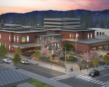 San Rafael Public Safety Center Designed by Mary McGrath Architects